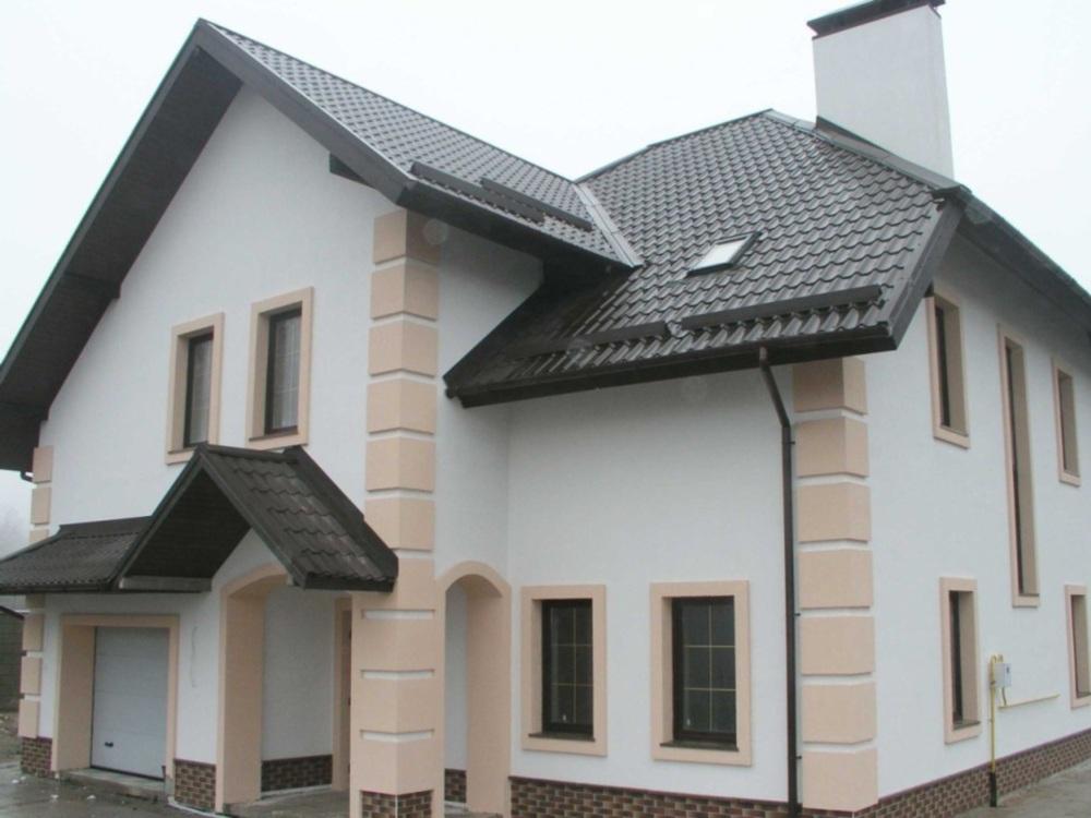 Плитка под камень для отделки фасадов