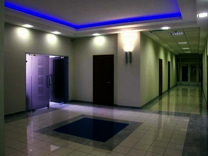 Офис на Блюхера